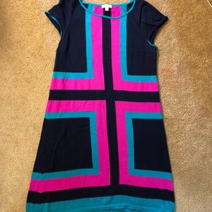 Lily Pulitzer block color dress size large